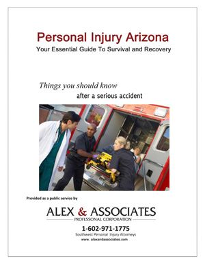 Personal Injury E-book